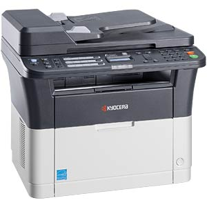 4in1 Multifunktionslaserdrucker KYOCERA 1102M53NL0