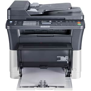 Multifunktionslaserdrucker, 4 in 1, 25 S/min, LAN KYOCERA 1102M73NL0