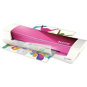 Laminiergerät, iLAM, DIN A4, pink metallic LEITZ 73680023