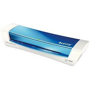 Laminiergerät, iLAM, DIN A4, blau metallic LEITZ 73680036