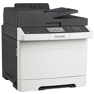 Multifunction colour laser printer LEXMARK CX410DE / 28D0559