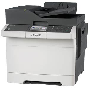 Multifunction colour laser printer LEXMARK CX410E / 28D0509