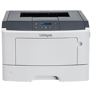 Laser printer, LAN, USB, IEEE 1284 LEXMARK MS312DN / 35S0080