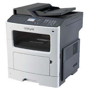 Laserdrucker / 4 Jahre Garantie LEXMARK MX310DN /35S4484