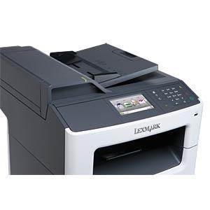 Multifunktions-SW-Laserdrucker LEXMARK MX410DE / 35S5751