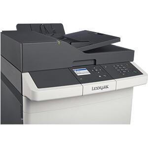 Laserprinter multifunctional kleur, LAN, USB, incl. UHG LEXMARK 28CC561