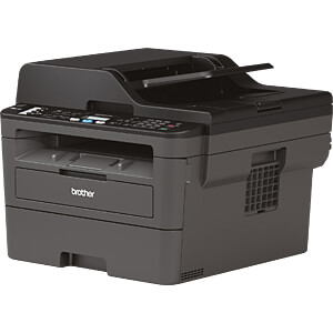 Multifunctionele laserprinter, 4-in-1, LAN, 30 S/min, duplex BROTHER MFCL2710DNG1