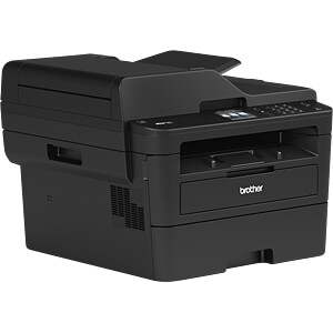 Drucker, Laser, 4 in 1, mono, LAN/WLAN, 34 S/min, Duplex, inkl. BROTHER MFCL2730DWG1