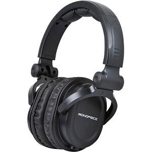 MONOPRICE 108323 - Premium Hi-Fi DJ Style Kopfhörer