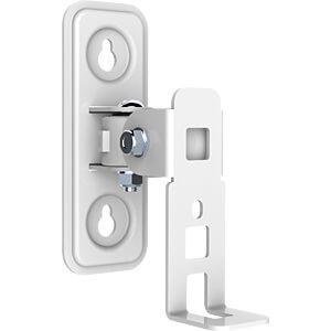 loudspeaker bracket for SONOS®  Play:1™, Tiltable and Rotatable MYWALL HS12WL