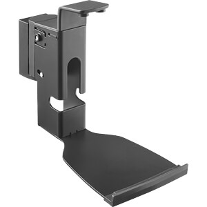 Wall mounts for SONOS® loudspeaker PLAY:5™, Tiltable and Rotatab MYWALL HS15L