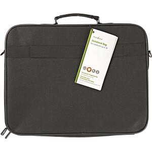 Laptop, Tasche, Schultergurt, Zubehöraufbewahrungstaschen, 17 - NEDIS NBBG17100BK