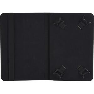 Folio Case für Tablets, 7, Universal, Schwarz NEDIS TCVR7100BK