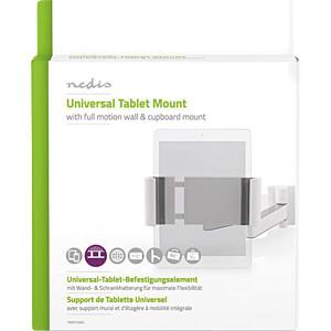 Tablet-Halterung, 7 - 12, Umfangreiche Verstellmöglichkeiten NEDIS TWMT200SI