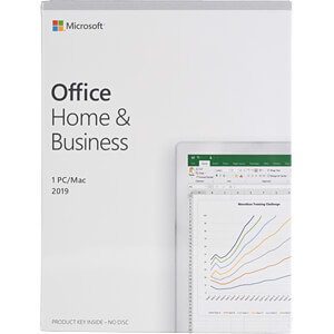 Software, Office 2019 Home & Business (PKC) MICROSOFT T5D-03216