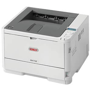Laser printer, LAN, USB OKI 45762002