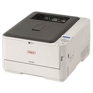 Farblaserdrucker, LAN, 30 S/min, Duplex OKI 46403102