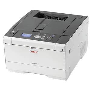 Farblaserdrucker, LAN, 30 S/min, Duplex OKI 46356102