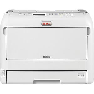 Farblaserdrucker, LAN, 23 S/min, A3 OKI 46471514