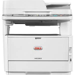 Drucker, Laser, 4 in 1, LAN, USB, Duplex OKI 46403502