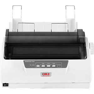 Nadeldrucker, 9-PIN, A4, USB, parallel, seriell OKI 43471831