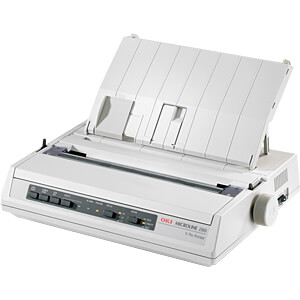 Nadeldrucker, 9-PIN, A4, USB, parallel OKI 01138602