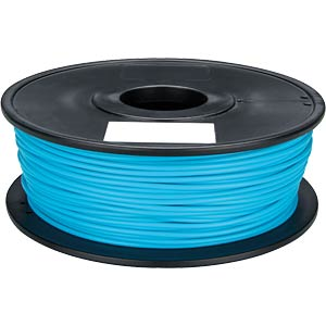 PLA filament — light blue — 1.75 mm — 1 kg VELLEMAN PLA175D1