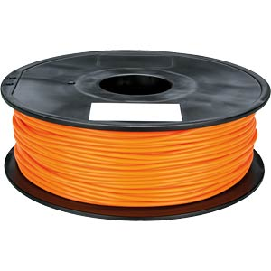 PLA Filament - orange - 1,75 mm - 1 kg VELLEMAN PLA175O1