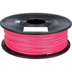 PLA Filament - pink - 1,75 mm - 1 kg VELLEMAN PLA175P1