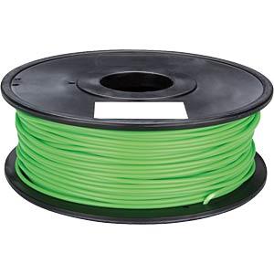 PLA Filament - hellgrün - 1,75 mm - 1 kg VELLEMAN PLA175V1