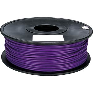 PLA filament — purple — 1.75 mm — 1 kg VELLEMAN PLA175Z1