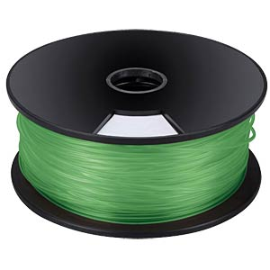 PLA filament — green — 3 mm — 1 kg VELLEMAN PLA3G1