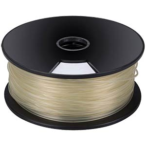 PLA Filament - neutral - 3 mm - 1 kg VELLEMAN PLA3N1