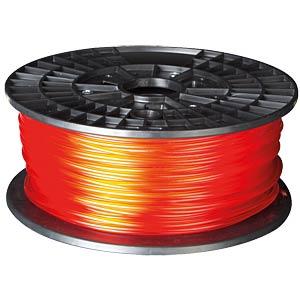PLA filament — red — 3 mm — 1 kg VELLEMAN PLA3R1