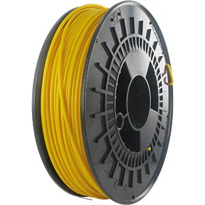 PLA Filament - gelb - 3 mm - 0,75 kg COLORFABB 2-SIGNAL YELLOW-300-25