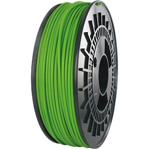 PLA filament — green — 3 mm — 0.75 kg COLORFABB 2-INTENSE GREEN-300-20