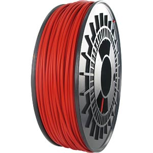 PLA filament — red — 3 mm — 0.75 kg COLORFABB 2-TRAFFIC RED-300-20