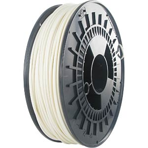 PLA Filament - weiß - 3 mm - 0,75 kg COLORFABB 2-STANDARD WHITE-300-20