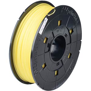 PLA Filament - yellow - 600 g - da Vinci Junior XYZPRINTING