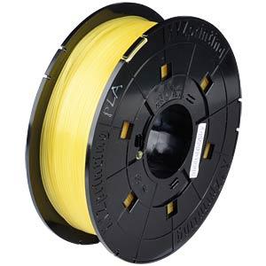 PLA Filament - gelb - 600 g - Refill XYZPRINTING