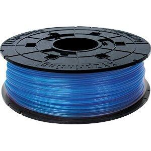 PLA Filament - klar/blau - 600 g - da Vinci Junior XYZPRINTING RFPLCXEU05E