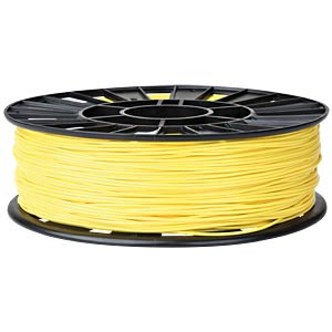 ABS Filament - yellow - 1,75 mm - 750 g REC