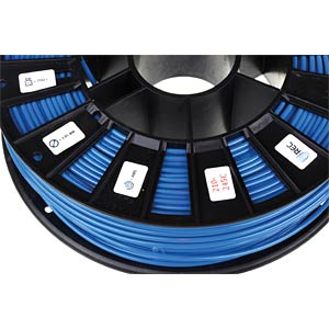 ABS Filament - blau - 2,85 mm - 750 g REC