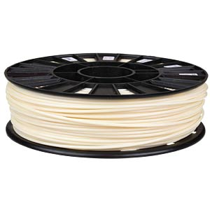 ABS Filament - natural - 2,85 mm - 750 g REC