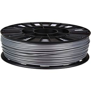 ABS Filament - silver - 2,85 mm - 750 g REC