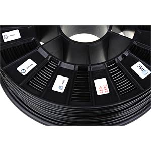 ABS Filament - black - 2,85 mm - 750 g REC