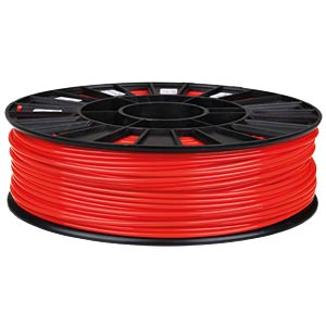 ABS Filament - vermilion - 2,85 mm - 750 g REC