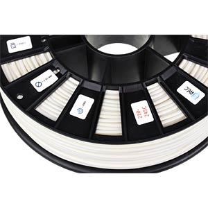 ABS Filament - weiß - 2,85 mm - 750 g REC