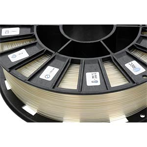 PLA Filament - natural - 1,75 mm - 750 g REC