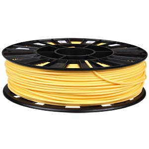 PLA filament — yellow — 2.85 mm — 750 g REC